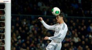 تکنیک هد زدن رونالدو در فوتبال