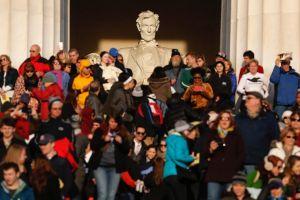 رونمایی از وسایل شخصی آبراهام لینکلن ; مردی که به حکومت برده داری پایان داد