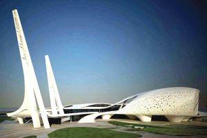 وقتی معماری مساجد دگرگون میشود !