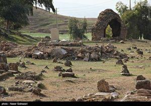 قبرستان ۱۴۰۰ ساله در ایلام