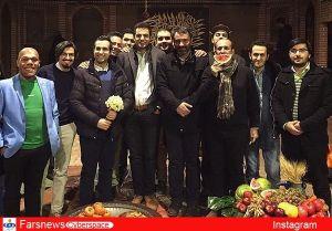 اولین پست علی ضیا پس از رفع ممنوعالتصویریاش+عکس