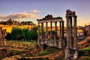 نگاهی به معماری باشکوه روم باستان