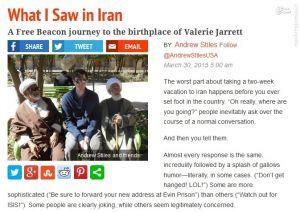 اصفهان خوشعکسترین شهر/ عکس یادگاری با دختران ایرانی