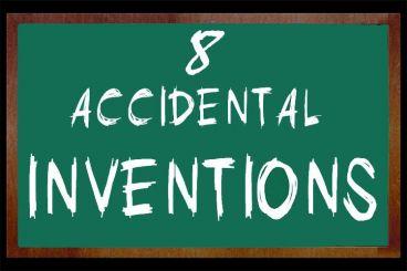 ۸ اختراع شگفتانگیزی که تصادفی خلق شدند!