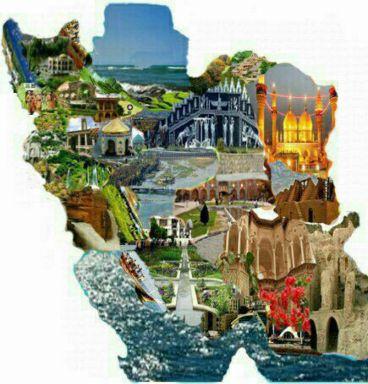 ایرانگردی زیباترین مناطق طبیعی ایران