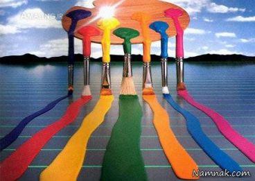 روانشناسی و شخصیت شناسی از روی رنگها