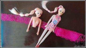 ترفندهایی برای زیباتر کردن عروسک باربی