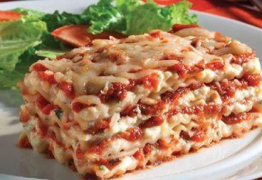 طرز تهیه لازانیای ایتالیایی