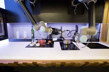 آشپزی را به روبات سرآشپز بسپارید