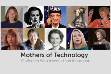 10 زن تاریخ تکنولوژی