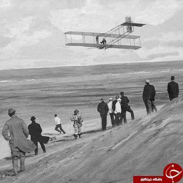 اولین پرواز انسان سال 1903