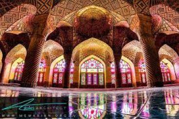 ویژگی های معماری ایرانی و آثار معماری اسلامی در جهان