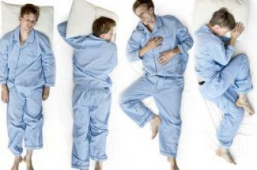 بهترین حالت خوابیدن کدام است؟به پشت, روی شکم یا پهلو؟